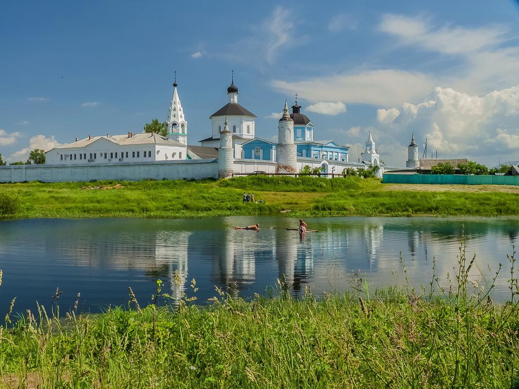Богородице-Рождественский Бобренев монастырь под Коломной - Наталья Rosenwasser