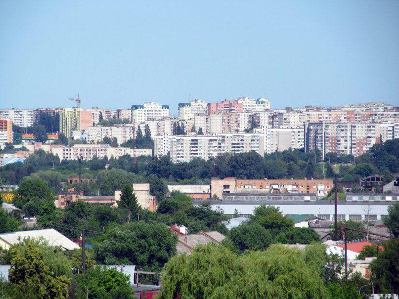 Город - Леся Сварицевич
