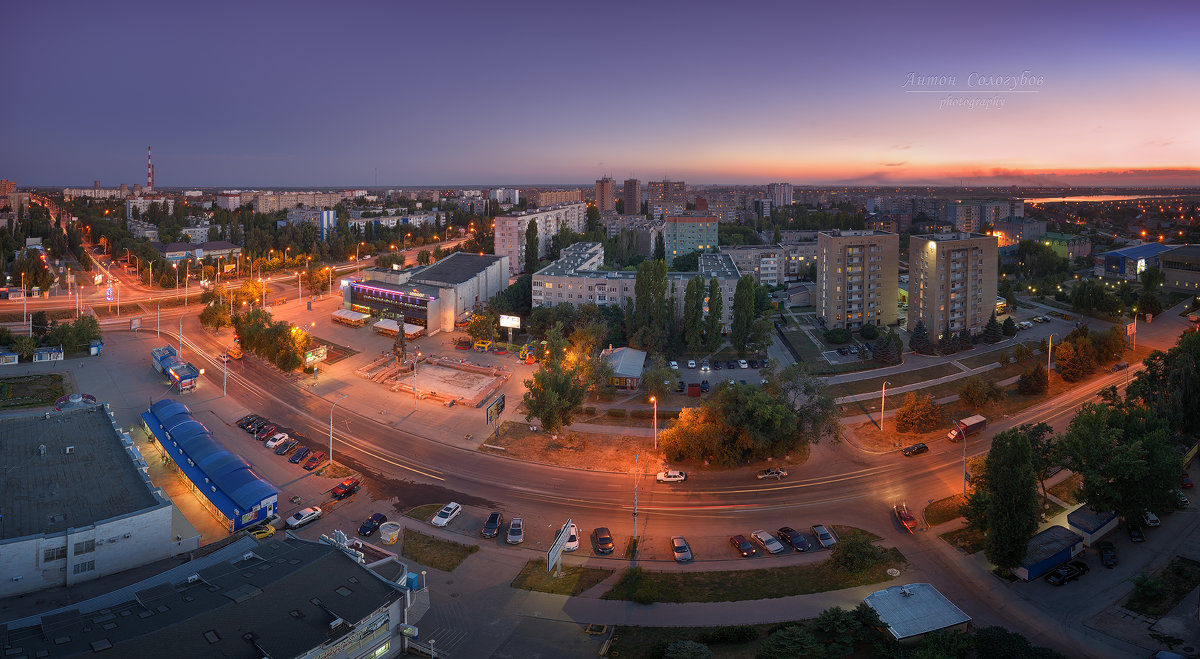 Закатный август - Антон Сологубов