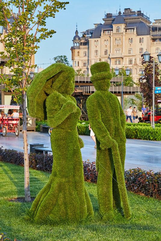 Зеленые человечки! - Николай Николенко
