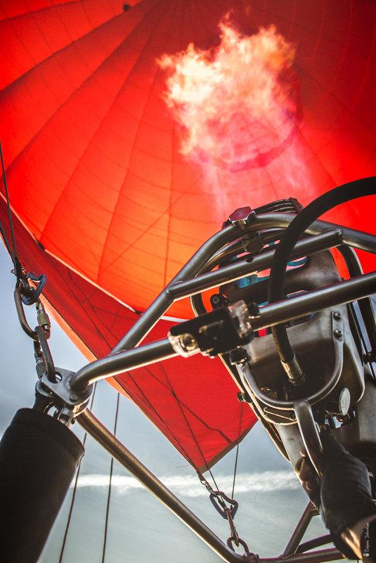 На большом воздушном шаре... - Татьяна Жуковская