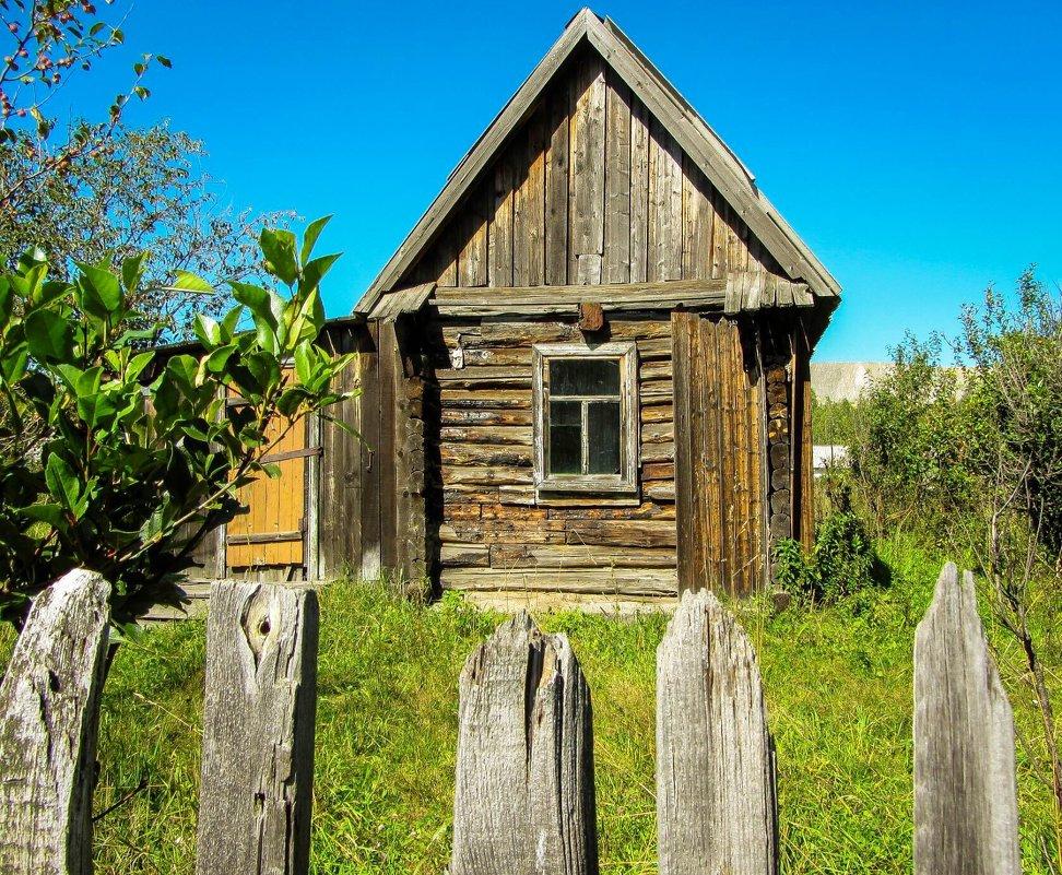 Домик в деревне - Светлана Щербакова