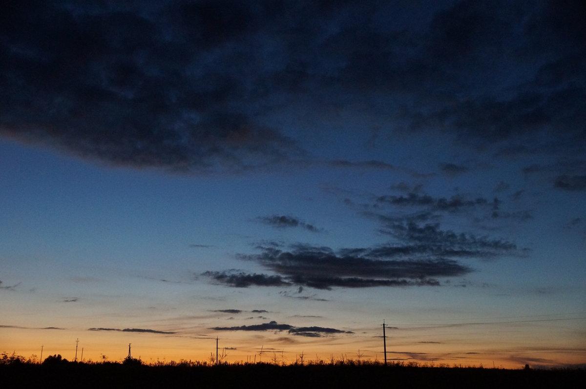 пастельные оттенки неба - Софья Лейкина