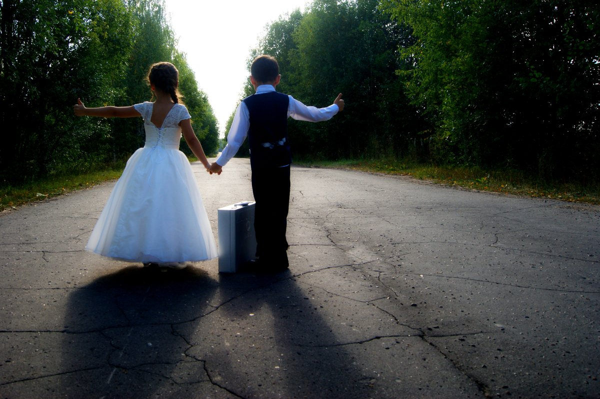 По дороге домой... - Olesya Aleksandrova