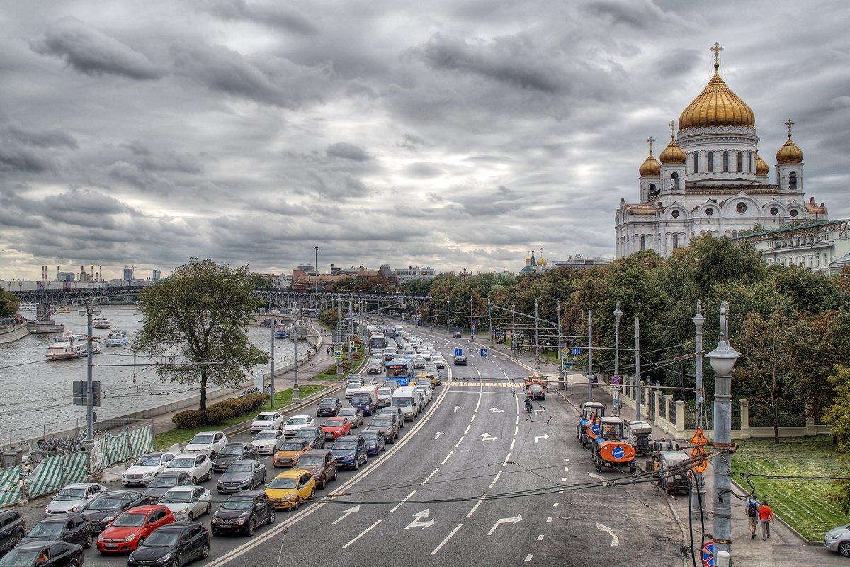 Будни Москвы - Наталья Лакомова
