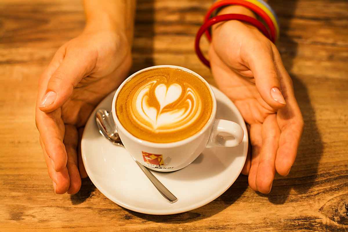 Утреннее кофе... - Иван Клёц