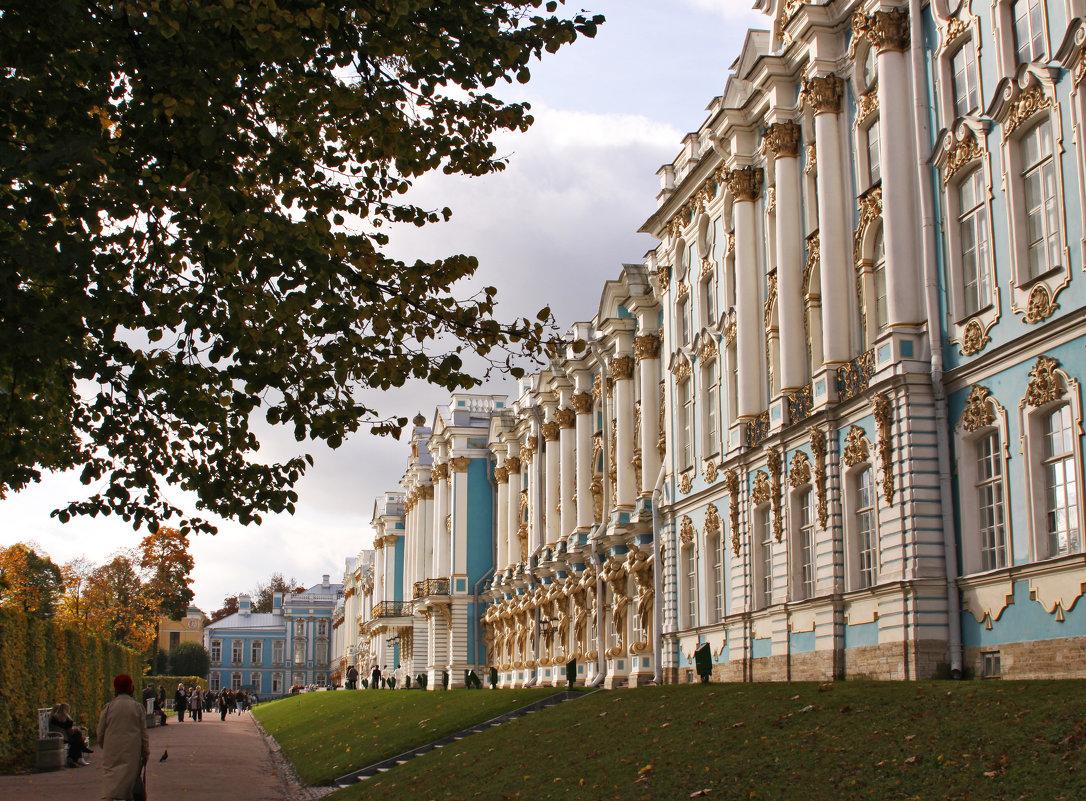 Екатерининский дворец - Наталья