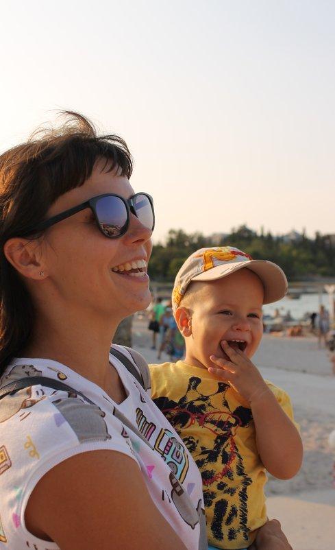 Как я насмешил маму - Юлия Грозенко