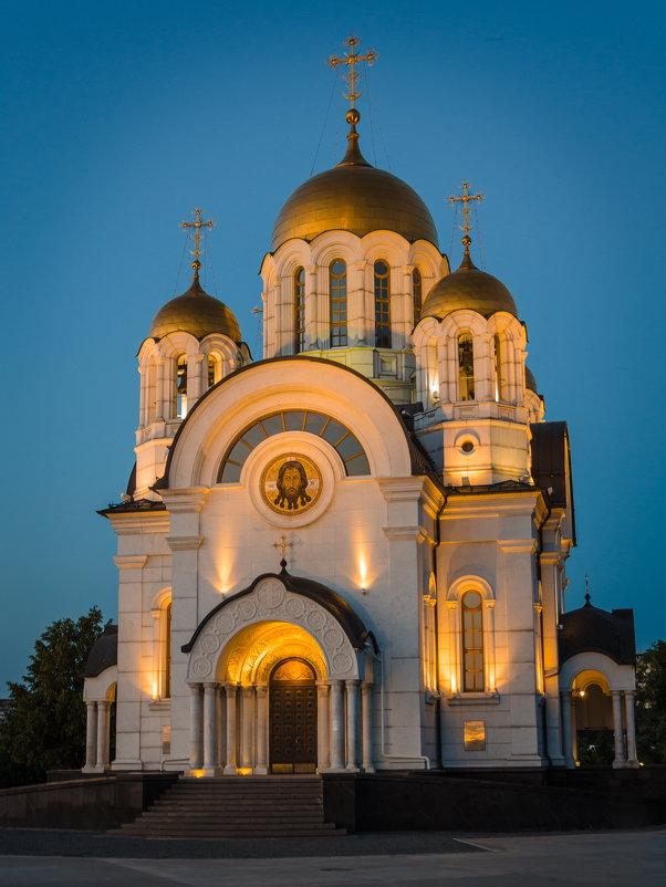 Храм Георгия Победоносца - -somov -
