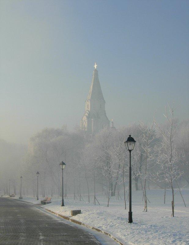 Утро 19_01_2010 в Коломенском - Виталий Купченко