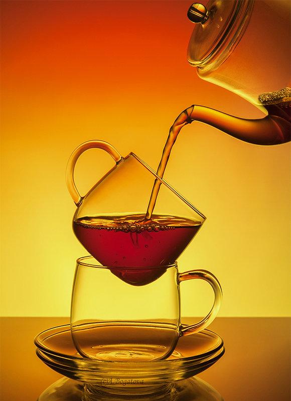 Горячий чай - Анастасия Богатова