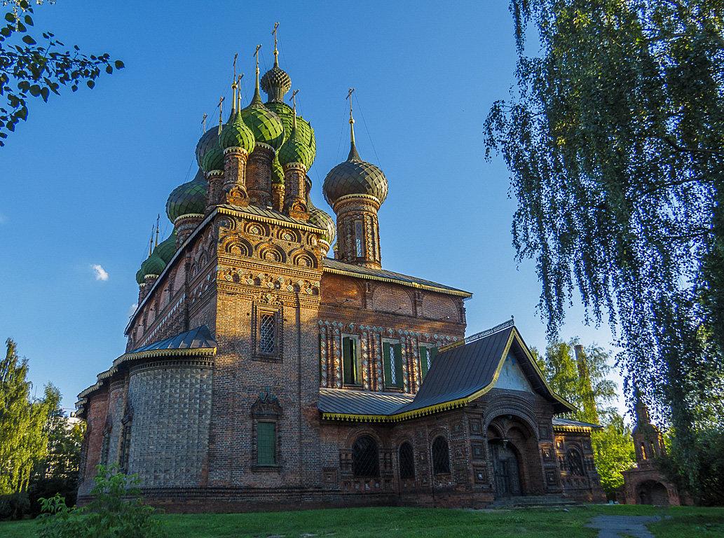 Церковь Иоанна Предтечи - Сергей Цветков