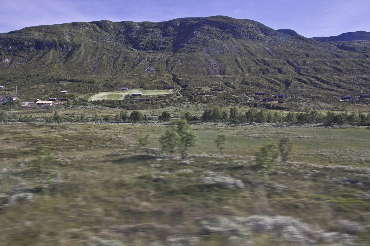 Горные склоны Норвегии-2 - Александр Рябчиков