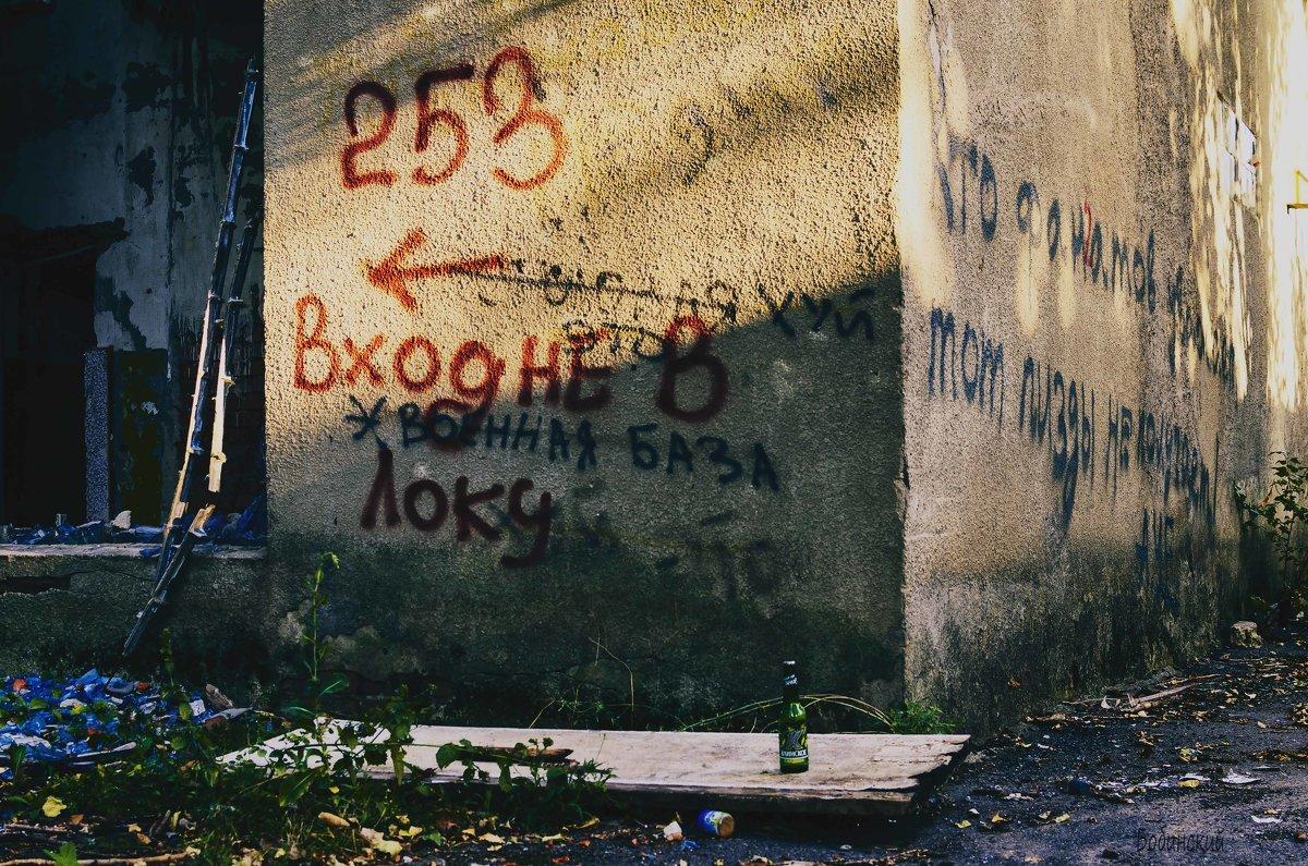 Вертеп сталкеров - Константин Бобинский