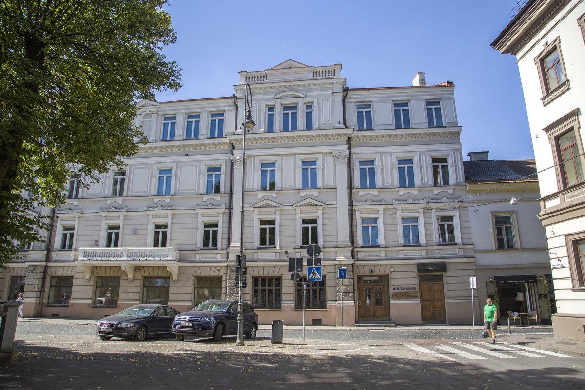 Улица Вильнюская, Вильнюс - Gennadiy Karasev