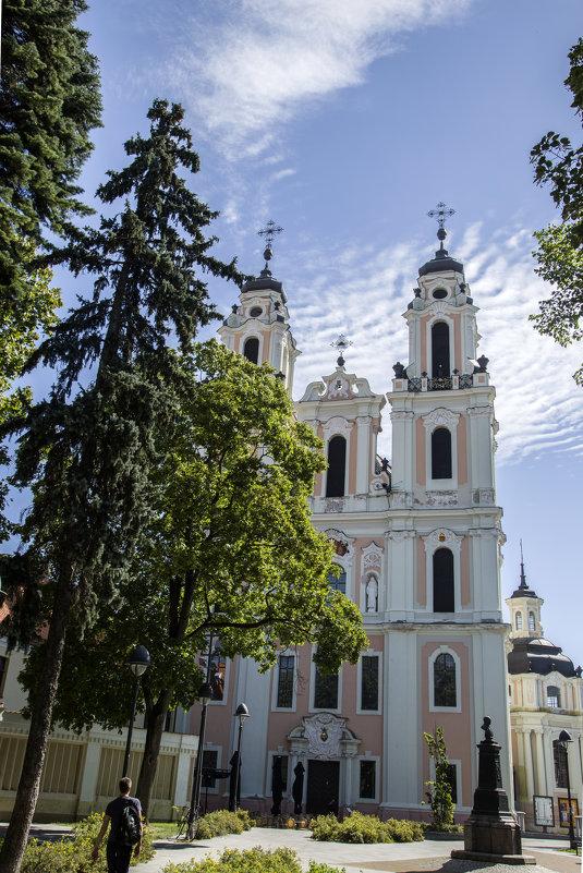 Церковь Св. Екатерины - Gennadiy Karasev