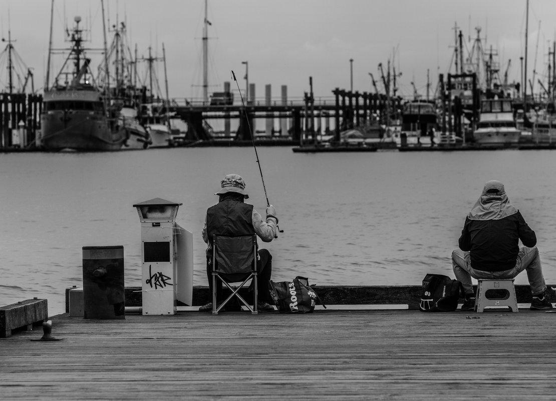 В рыбалке главное - терпение - Владимир Gorbunov