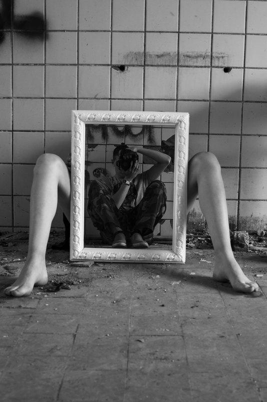 Отражение фотографа - Игорь Шпанкин