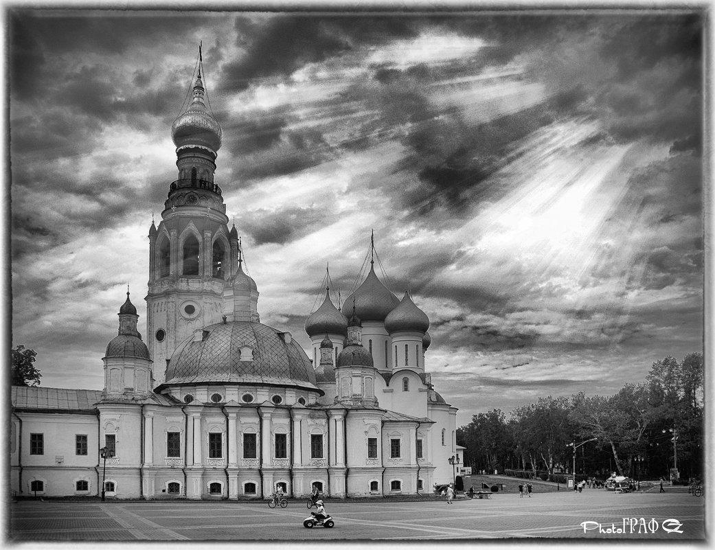 Воскресенский собор - Олег Загорулько