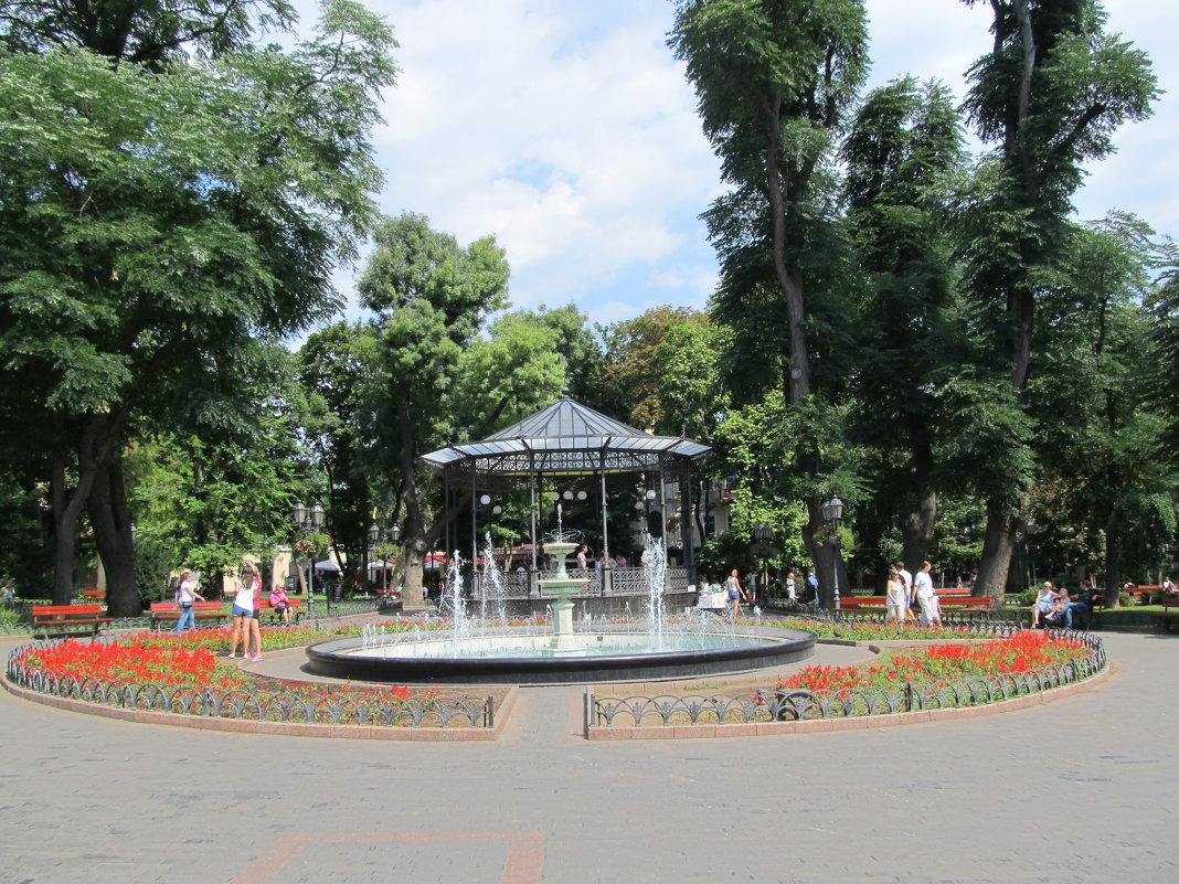 Парк - Яна Чепик