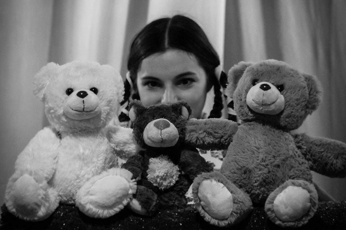 Три медведя - Николай Велицкий