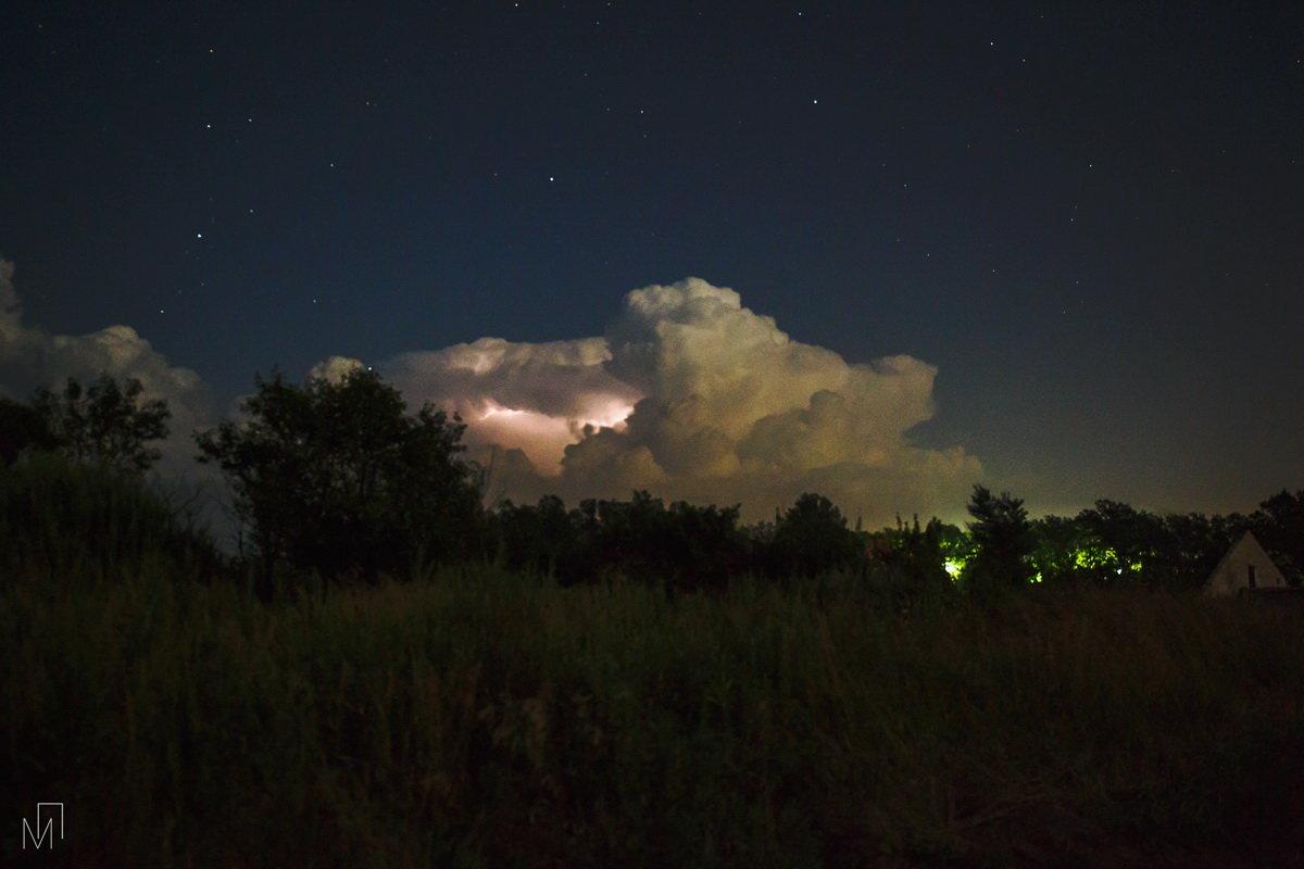 грозовое облако - Mikhail