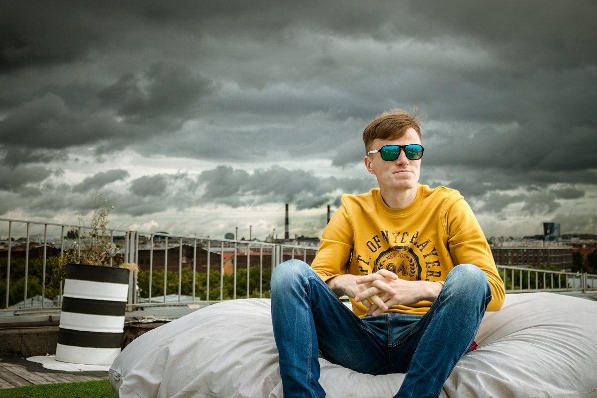 Павел на крыше - Дарья Гросс