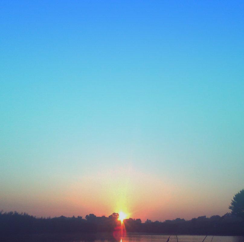 Восход солнца - Сергей Дубовик