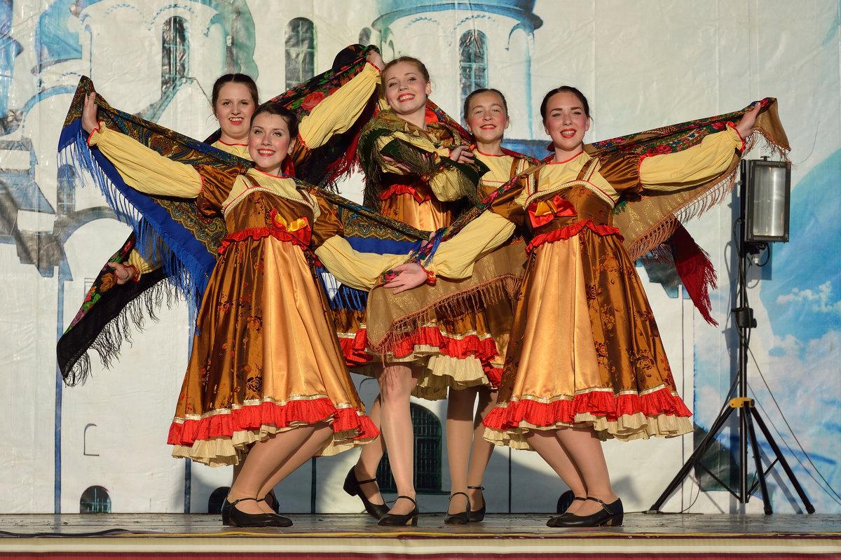 На фестивале САДКО (этюд 22) - Константин Жирнов