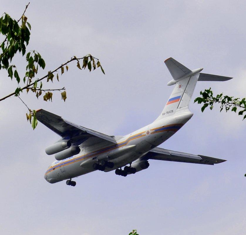 воздушное судно - Наталья Мельникова