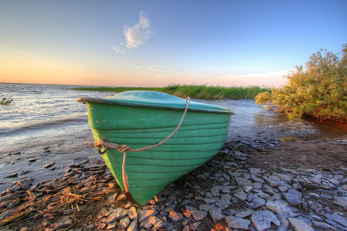 Лодка - Сергей