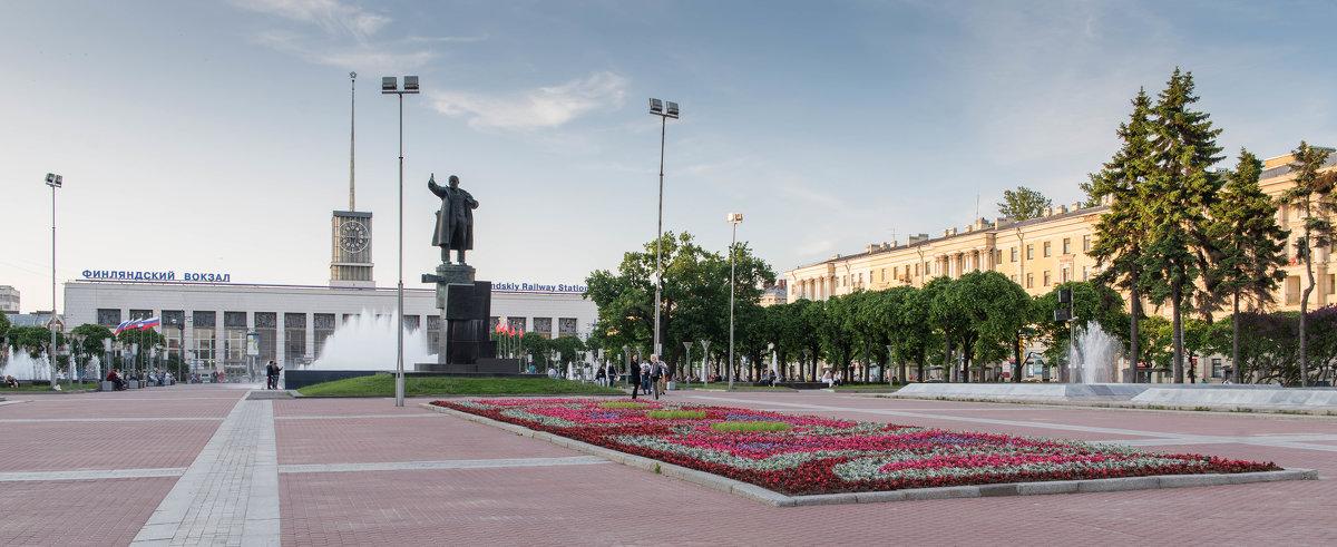 Питер. - Сергей Сотников