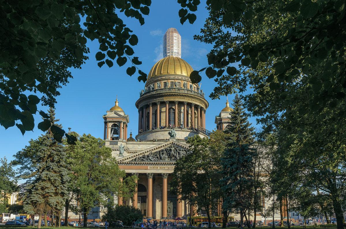 Исаакиевский собор (Санкт-Петербург) - Борис Гольдберг