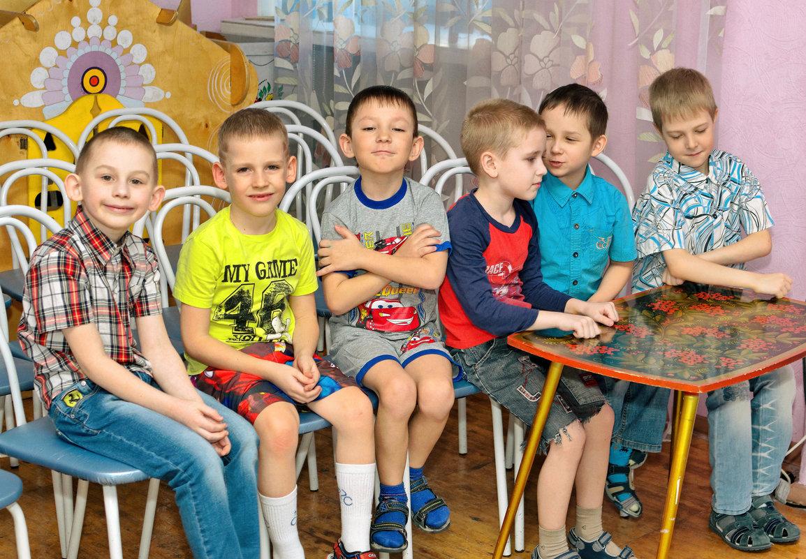 Один день из жизни детского сада - Дмитрий Конев