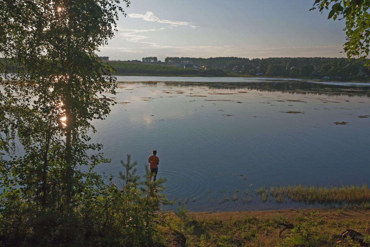 Вечер на заливе - Анатолий Иргл