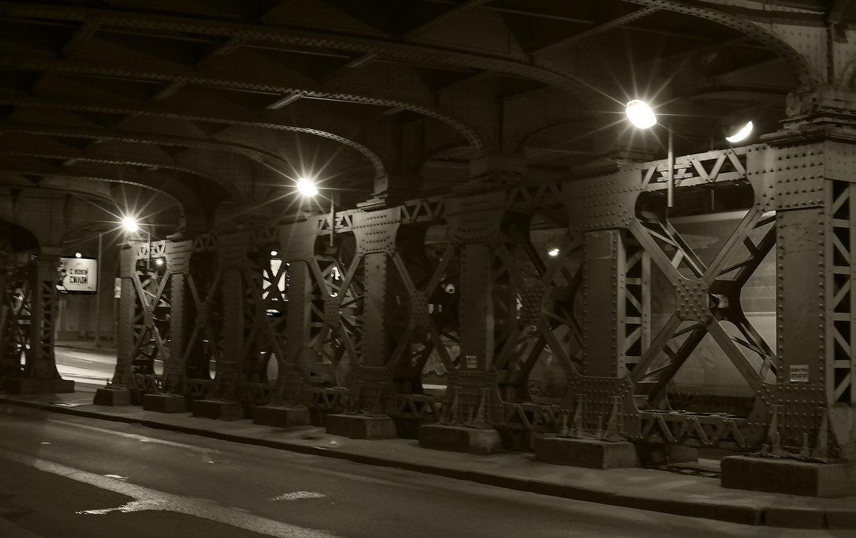 Американский мост. - Владимир Питерский