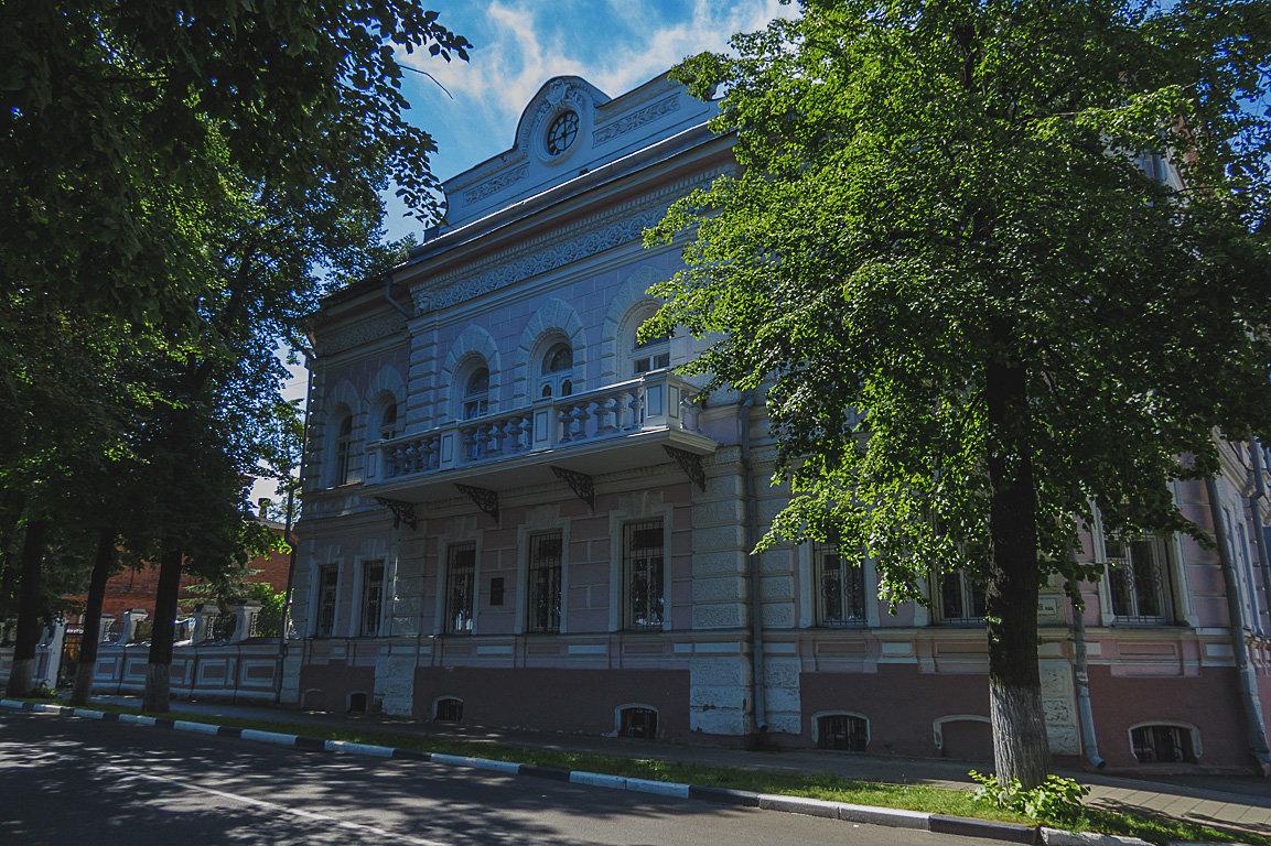 Дом купца Кузнецова,19 век - Сергей Цветков