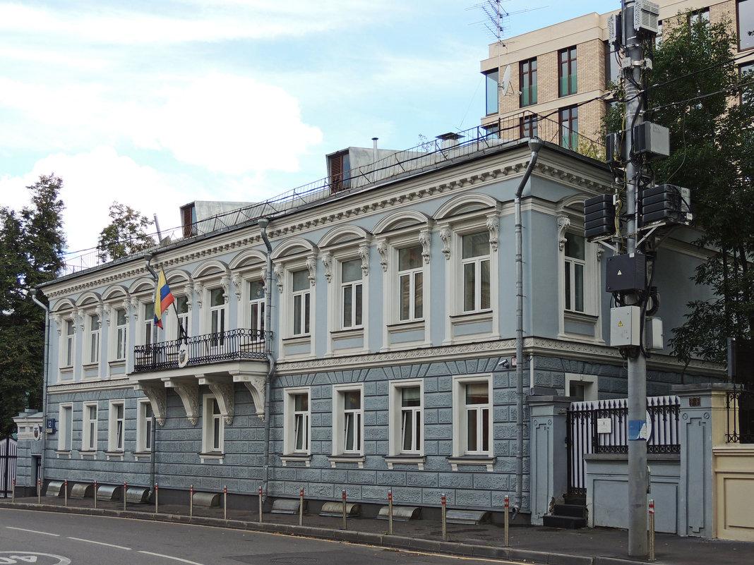 Москва,Гороховский переулок,12 - Александр Качалин
