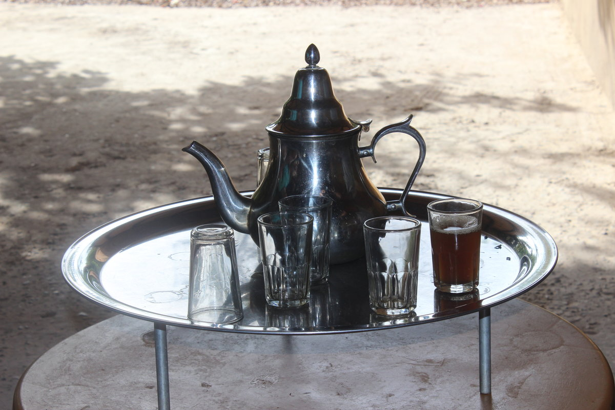 Чаепитие по мароккански - Ananasik XI