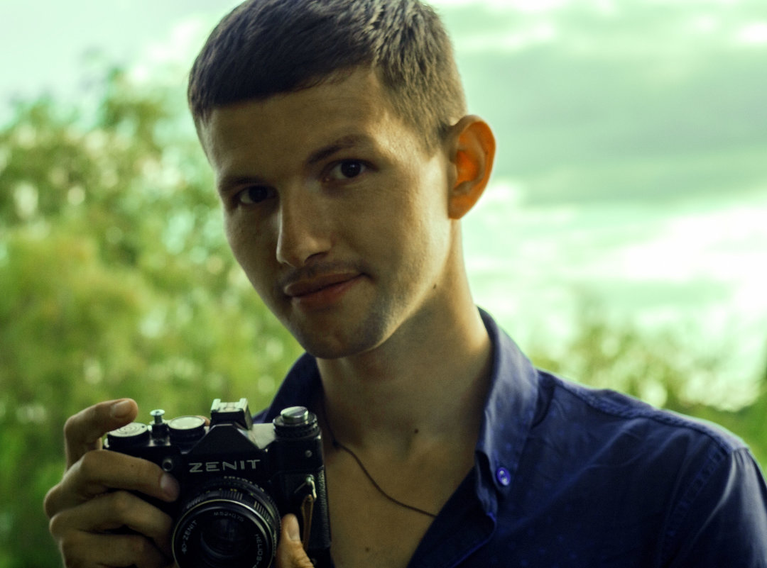 улыбочку))) - Александр Дидовец