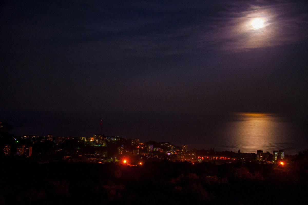 Лунная дорожка.. - ФотоЛюбка *