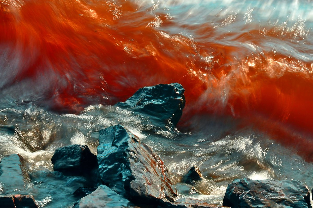 Вода - Огонь - Игорь Лобанов