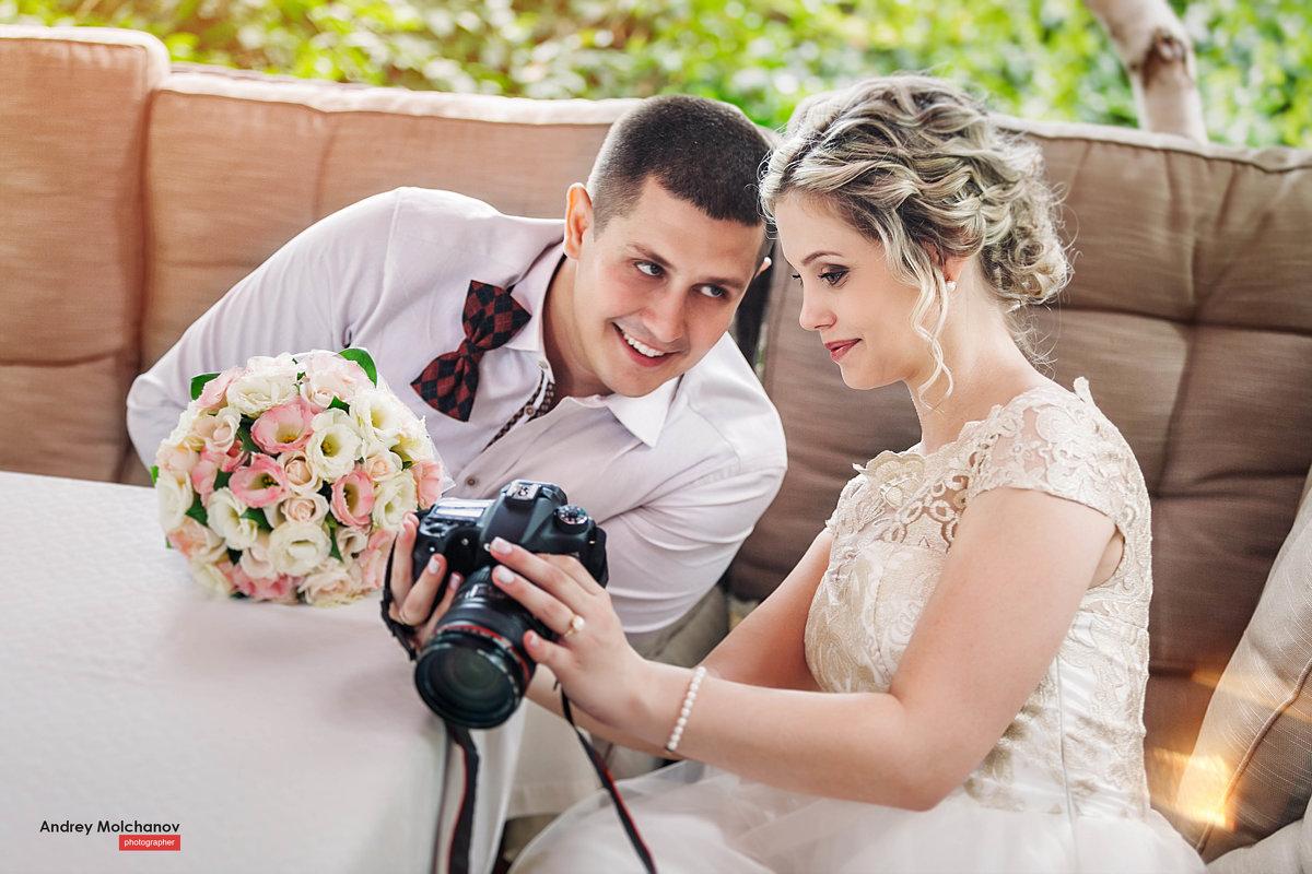 Свадьба Вадима и Дарьи - Андрей Молчанов