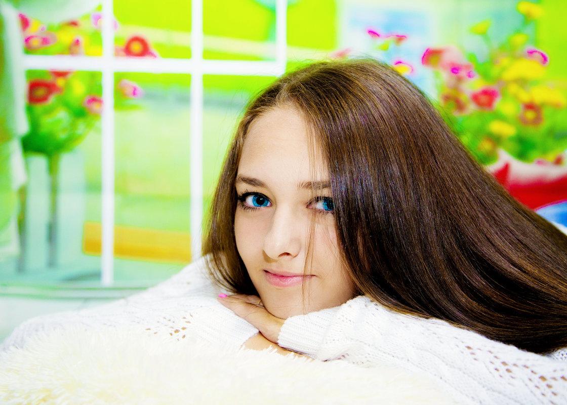 моя дочь Влада - Наталья Мерзликина
