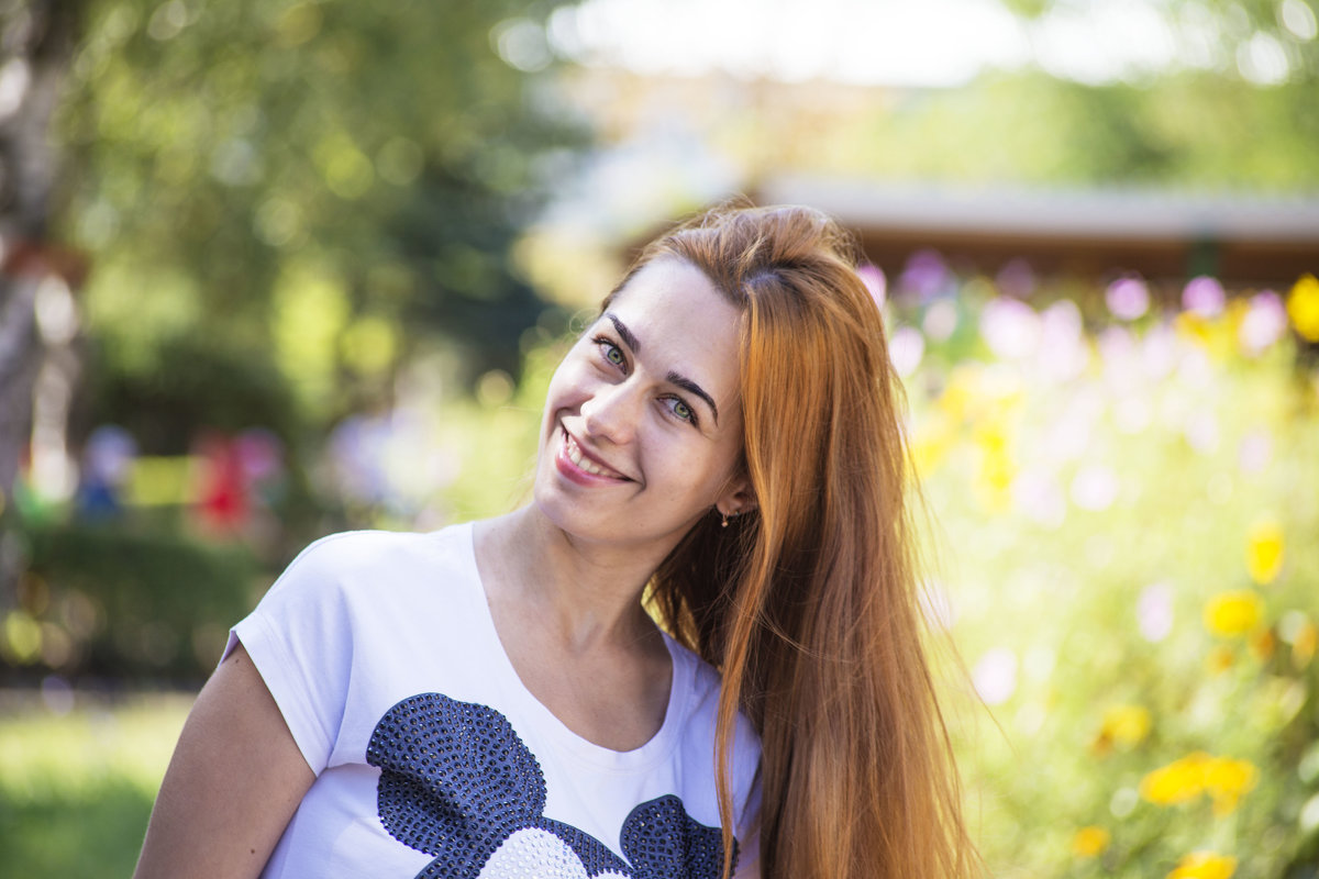Юля - Анна Брацукова