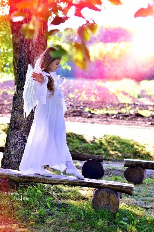 ангел - PhotoMouse