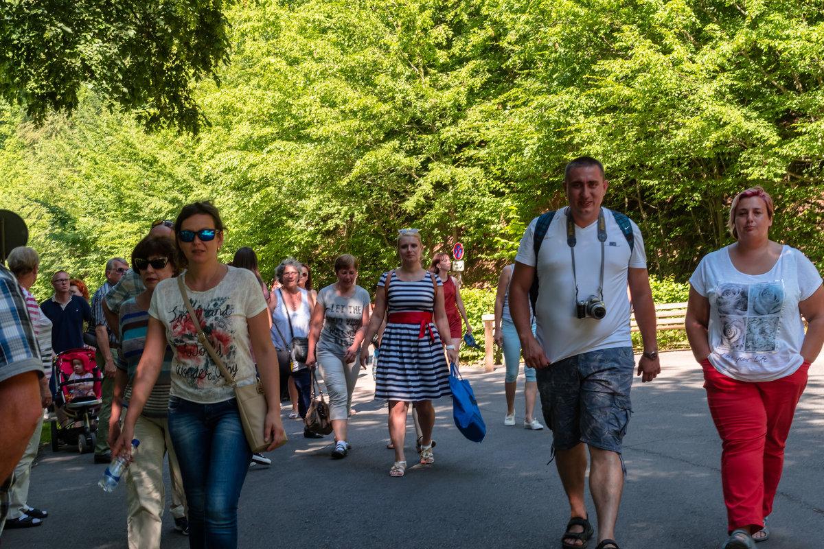 По пути в замок Эльц - Witalij Loewin