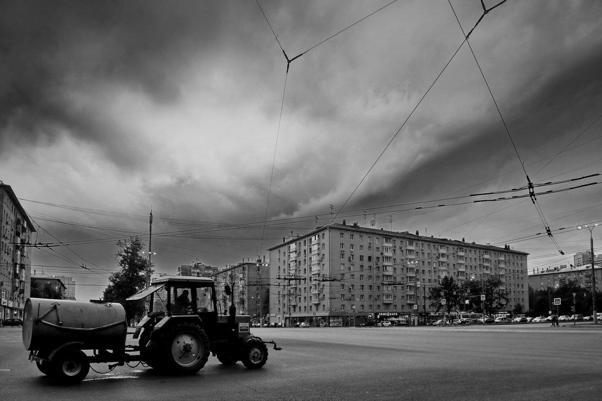 Перед дождем - Ирина Бруй