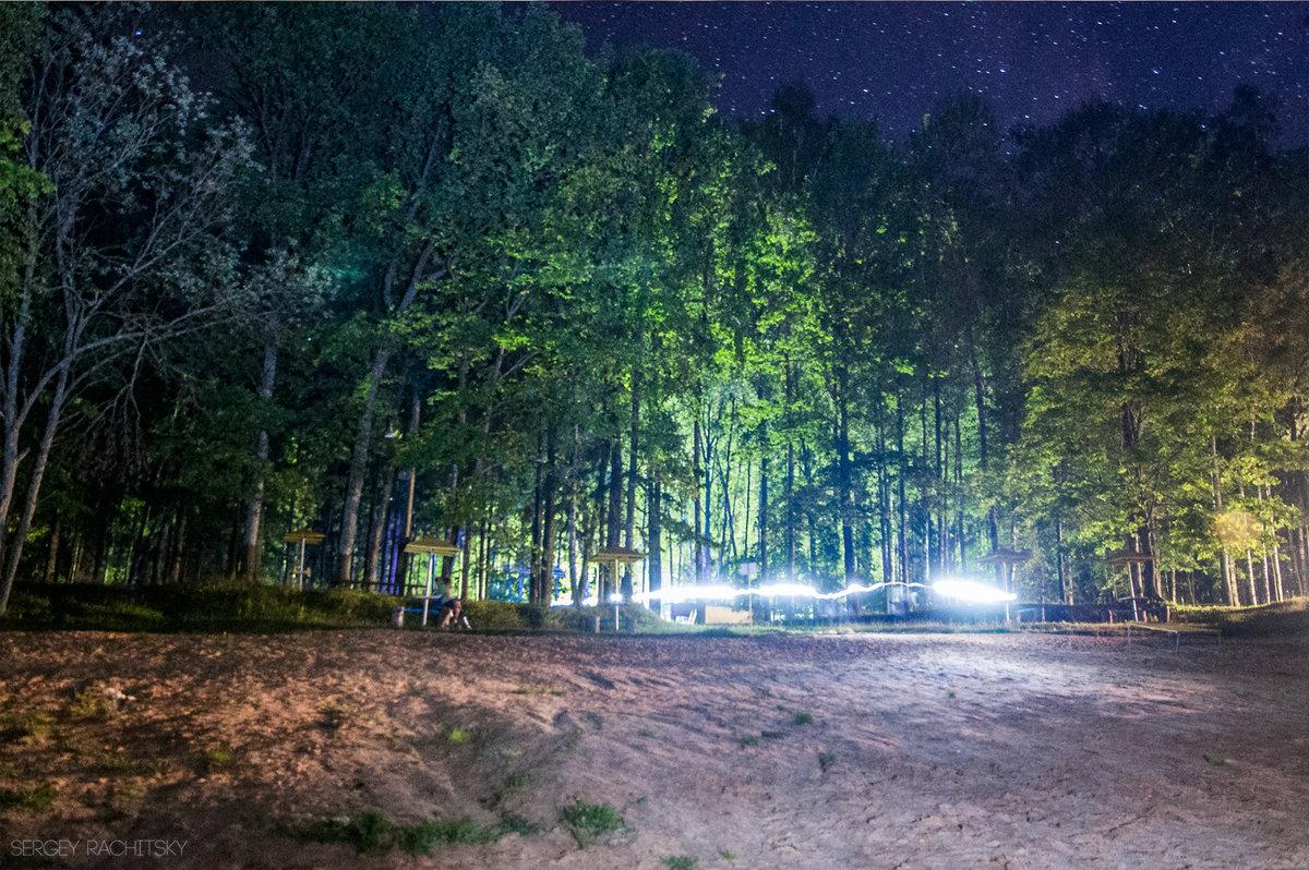 Дискотека в лесу - kot raz