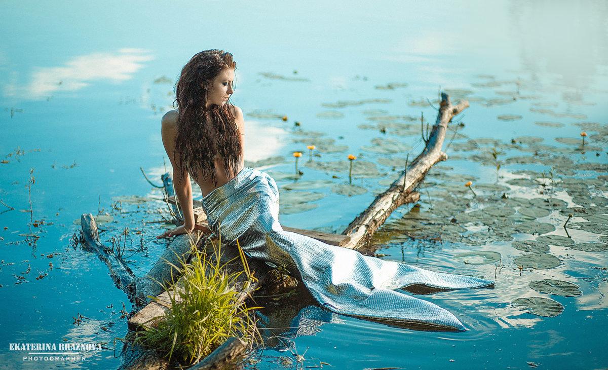 Русалка - Екатерина Бражнова